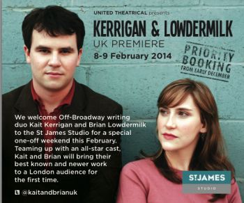 Kerrigan-Lowdermilk Concerts in London